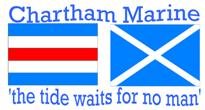 Chartham Marine Logo